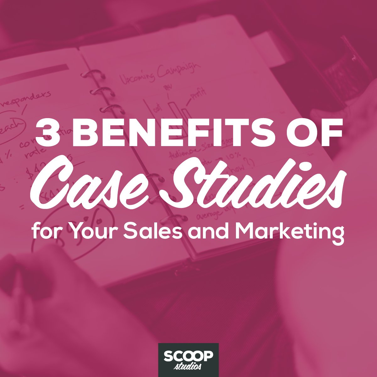 Benefits of case studies
