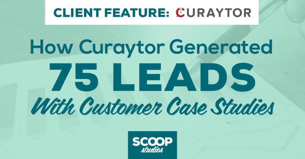 leads from customer case studies