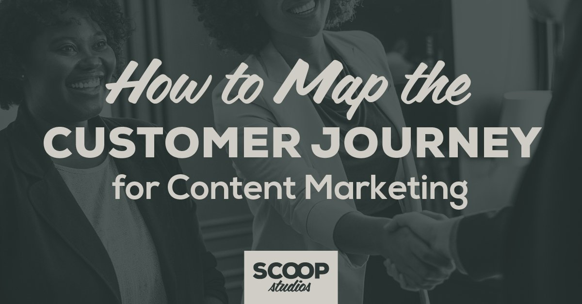 customer journey for content marketing