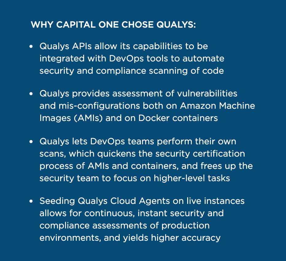 Qualys Case Study